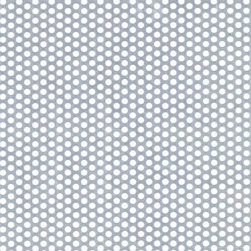 GAH-ALBERTS 467074 - Chapa perforada - Agujeros Redondos, galvanizado, 1000 X 300 X 1,5 Mm