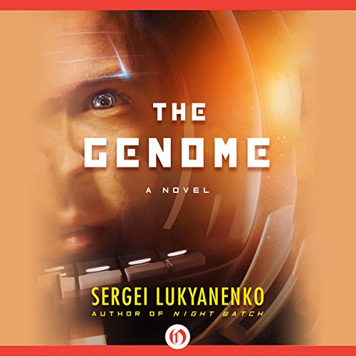 The Genome audiobook cover art