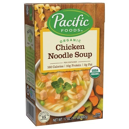 Pacific Foods Organic Chicken Noodle Soup Surprise price oz Regular discount 17 12 of Pack