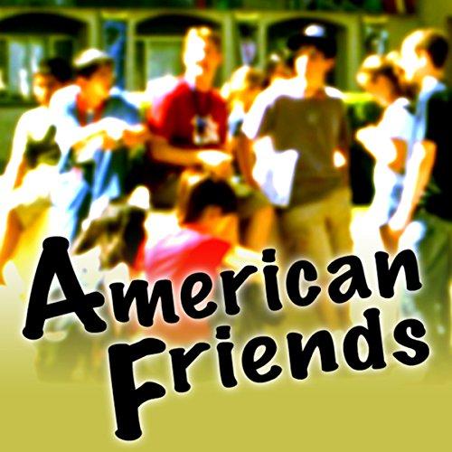『アメリカ流コミュニケーション術『American Friends』 Vol.1 Where We Come from 我々がどこから来たのか ~日本人とネイティブの発想の違いを学ぼう~』のカバーアート