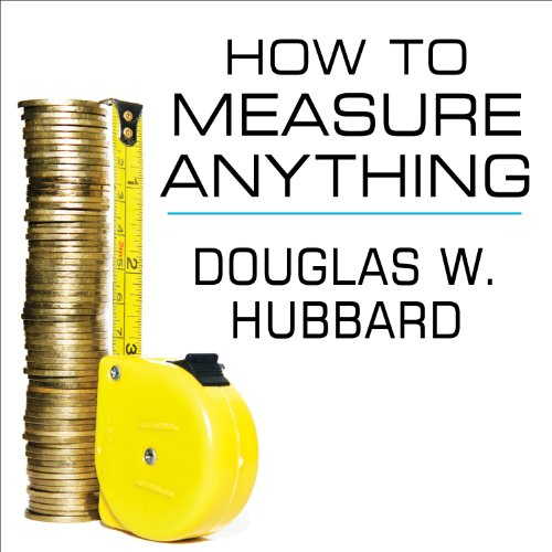 How to Measure Anything cover art