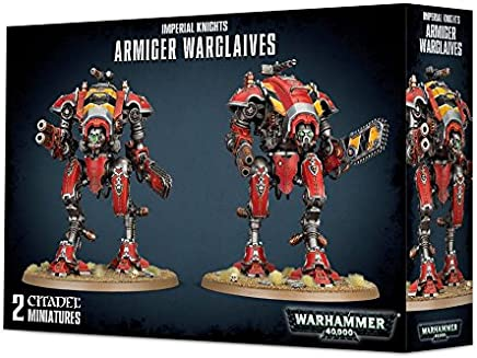 Imperial Knights Armiger Warglaives Warhammer 40,000