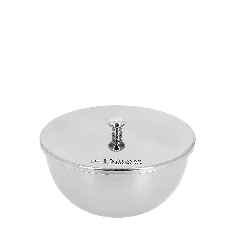 であるグラフ拮抗DR.ディットマー シェービングボウル(シェービングソープと蓋付き)(9001)[海外直送品]Dr. Dittmar Shaving Bowl with Shaving Soap and Lid (9001) [並行輸入品]