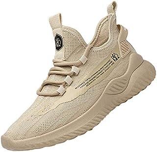 Bangqi Yangshi Comfortable Mens Shoes Casual Men Sneakers Breathable Walking Lightweight Sneakers Black Footwear Lace Up R...