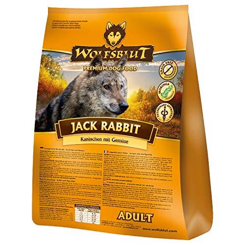 Wolfsblut Jack Rabbit, 1er Pack (1 x 2 kg)