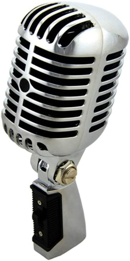 ZAAQ Professional We OFFer at cheap prices Wired Vintage Microphone Dynamic 4 years warranty Movin Classic