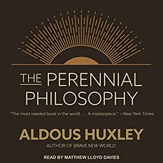 The Perennial Philosophy audiobook cover art