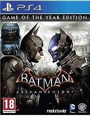 Batman: Arkham Knight (GOTY Edition) (PS4)