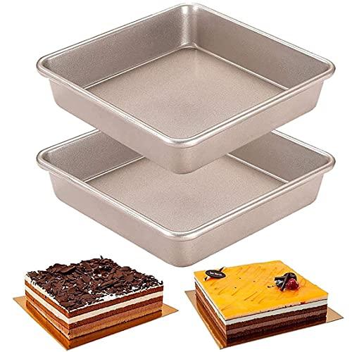 BESTZY Inspiration Braad-/ovenschotel met anti-aanbaklaag, snijbestendige Delicious Goede antiaanbaklaag, extra hoge rand, praktische greeprand