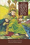 The DruidCraft Tarot: Deck and Pocket Book : Using the Magic of Wicca and Druidry to Guide Your Life (Tarot Cards)
