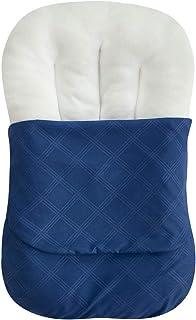 Womby Nido para bebés (Azul Royal)