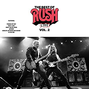 The Best Of Rush Live Vol. 2 (Live)