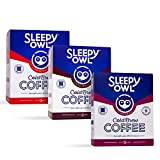 Brew fresh coffee, directly in your fridge. No equipment required. Pack contains 9 Brew Packs, makes 3 cups each. No added sugar, preservative-free coffee. Stays fresh for 12 months, stored in a cool and dry place. Made from 100% Arabica beans, sourc...