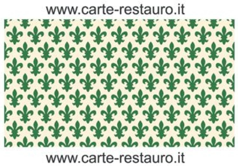 Madiant Tech snc di Gusmini Alessio & C. Florentiner Lilienpapier, Format 70x100 cm - Farbe  Grün - (Preis pro Packung à 50 Stück) B07D3XZL42   Sale Online Shop