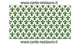 Madiant Tech snc di Gusmini Alessio & C. Florentiner Lilienpapier, Format 70x100 cm - Farbe: Grün - (Preis pro Packung à 50 Stück)