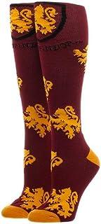 Official Harry Potter Hogwarts Gryffindor Knee High Socks - One Size