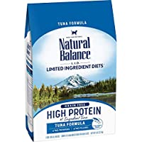 Natural Balance L.I.D. Limited Ingredient Diets High Protein Dry Cat Food