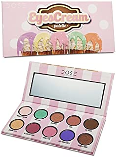 Eyescream Palette - Dose of Colors
