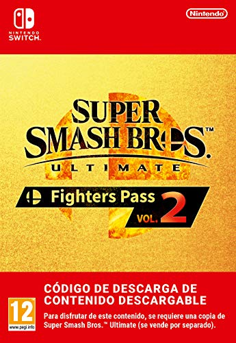 Super Smash Bros. Ultimate: Fighters Pass Vol. 2 | Nintendo Switch - Código de descarga