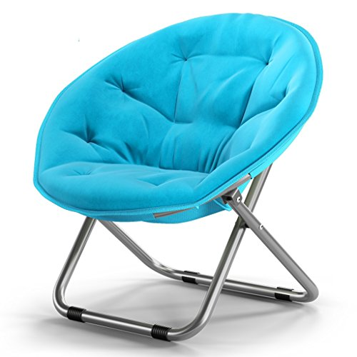 Chen- Chaises Lune adulte Chaises longues Chaise paresseuse Radar Chaise Chaise longue Chaises pliantes Chaises rondes Canapé Chaise Oxford Tissu épais Upright Coton Acier