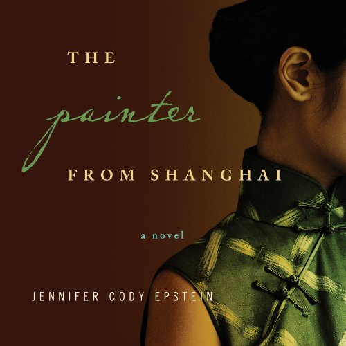 The Painter from Shanghai audiobook cover art