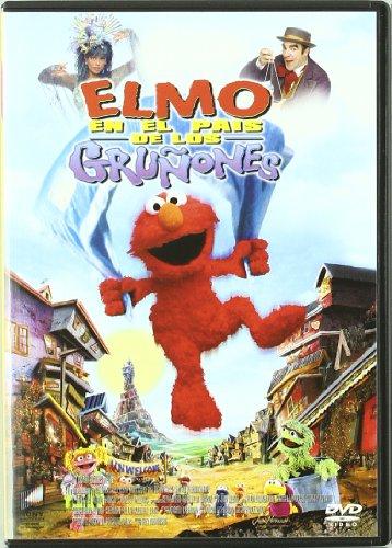 Elmo En El Pais De Gruñones [DVD]