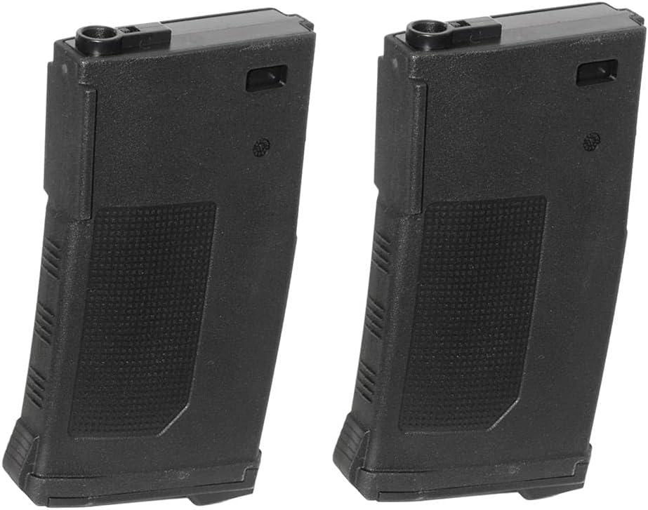 Airsoft Finally resale start Spare Parts PTS 2pcs 150rd Magazine Mid-Cap for EPM-LR A Sale