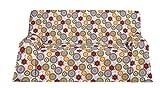 Martina Home Mikonos Foulard Multiusos, Tela, Verde, 270x300x3 cm