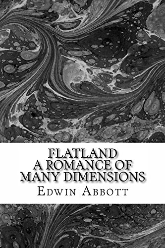 Flatland (Illustrated): A Romance of Many Dimensions (English Edition)