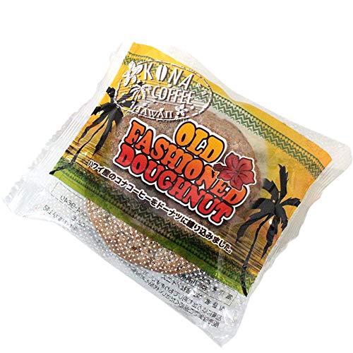 ハワイ コナコーヒー オールドファッションドーナツ 個包装