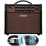 Boss Acoustic Singer Live LT - Amplificador y cable jack de 3 m