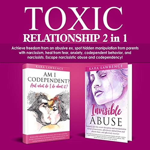 Couverture de Toxic Relationship 2 in 1