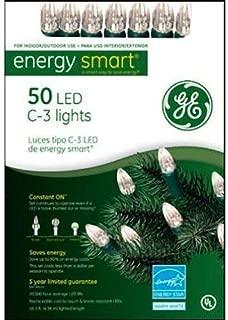 GE 50CT LED C3 WHT Set