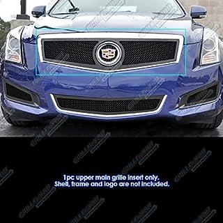 Cadillac ATS Coupe Sedan Front License Plate Bracket Black new OEM 22933880