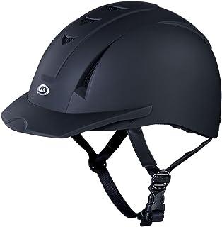 IRH Black Equi Pro Helmet - Small/Medium