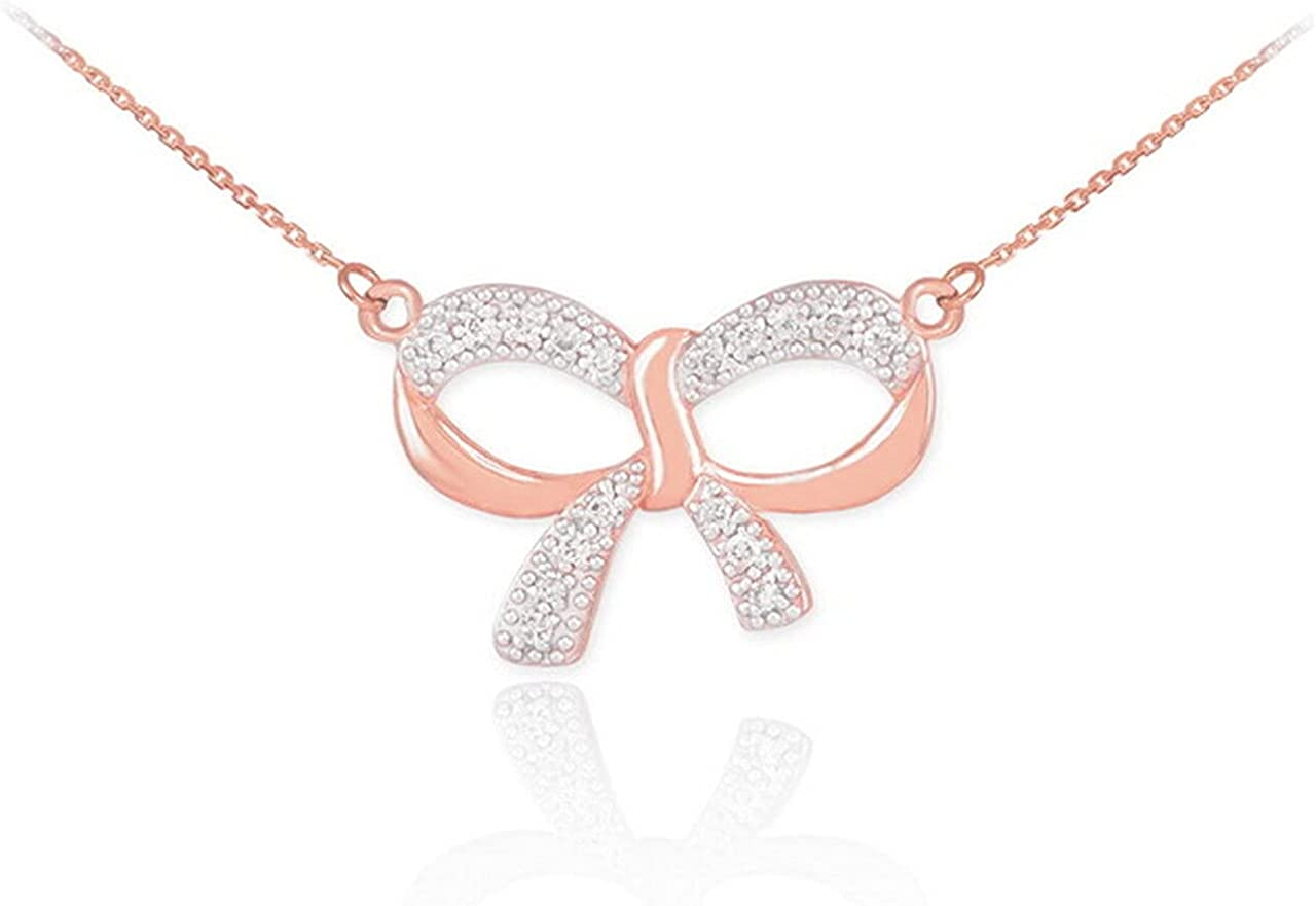 TYS TREAT YOURSELF JEWELERS HOUSTON Sale Max 75% OFF item 14K Rose Gold Polished D