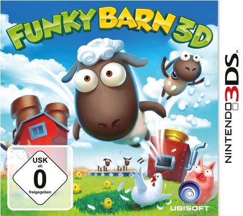 Ubisoft Funky Barn 3D, 3DS - Juego (3DS)