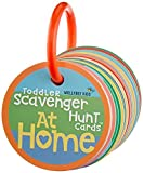 Toddler Scavenger Hunt Cards at Home