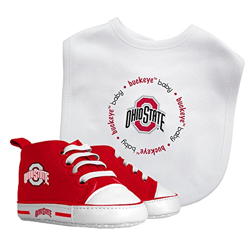 Ohio State Infant Shoes