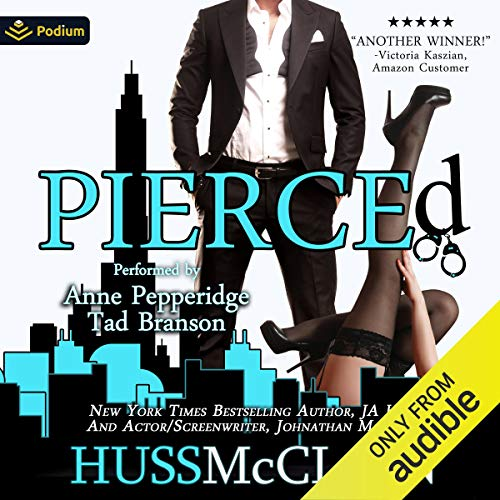 Pierced  By  cover art