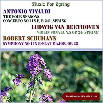 Music for Spring (Recordings of 1936, 1951 & 1960)