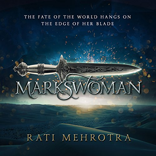 Markswoman audiobook cover art