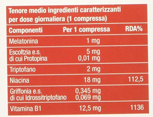 Act Melatonina Forte 5 Complex, 90 Compresse