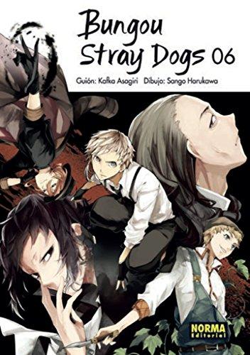 BUNGOU STRAY DOGS 06