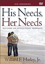 His Needs, Her Needs DVD by Willard F. Harley (December 01,2012)