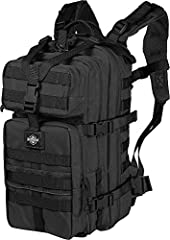"Category name: gear-bags-and-accessories Country of origin: Vietnam Brand name: Maxpedition Main Compartment: 18""(H) x 9.5""(W) x 4.75""(D) Secondary Compartment: 16""(H) x 8""(W) x 3""(D) Upper Front Pouch: 4""(H) x 7""(W) x 2.5""(D) Lower Front Pouch: 10""(..."