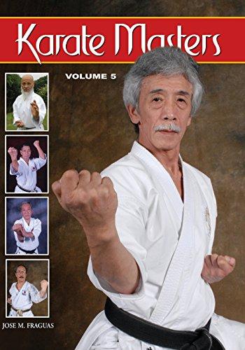 Karate Masters Volume 5