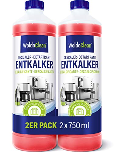 WoldoClean Kaffeemaschine Bild