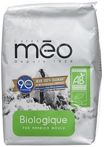 Méo Biologique Classique Moulu 500 g