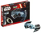 Revell- Darth Vader's X-Wing Fighter Maqueta Astronave Star Wars, 10+ Años, Multicolor...